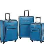 American Tourister 645901041 Pop Plus Suitcase, 3 Piece Set