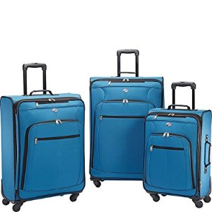 $87.99 American Tourister 645901041 Pop Plus Suitcase, 3 Piece Set