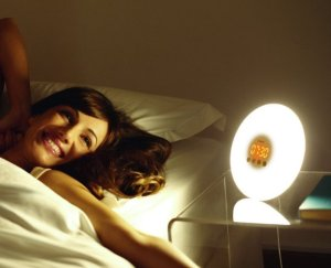 Philips HF3500/60 Wake-Up Light