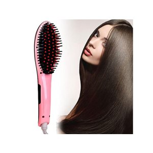 Turbo Hair Straightener Brush
