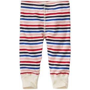 Opposite Stripe Loose Leggings | Sale Baby Pants