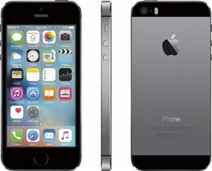 $169.99 + $45 Airtime Card AT&T GoPhone Apple iPhone 5s 4G LTE 16GB Memory Prepaid Cell Phone w/Airtime Card - Gray