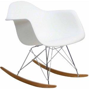 $68.47Modway 休闲摇摇椅,白色