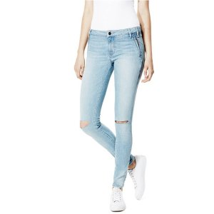 Isabel Curvy Skinny Jeans | GUESS.com