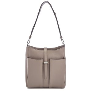 meli melo Women's Ryder Shoulder Bag - Elephant Grey - Free UK Delivery over £50