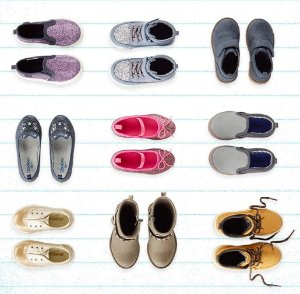 50% Off Kids Shoes & Up to 60% Off Back to School Sale @ Oshkosh.com
