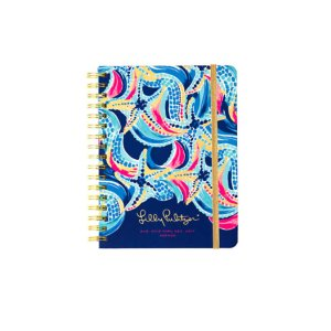 2016-2017 Large Agenda - Ocean Jewels | 500830999OH2 | Lilly Pulitzer