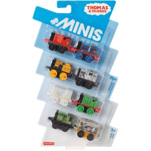 Fisher Price Thomas & Friends Minis, 8pk