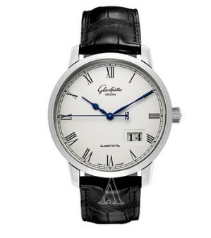 Dealmoon Exclusive! $4,800 + Free Shipping! Glashutte Original Senator Panorama Date Watch