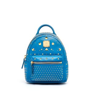 X-Mini Stark Special Backpack in Ruby Red by MCM