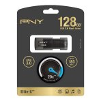$24.99 PNY Elite X 128GB USB3.0 Flash Drive