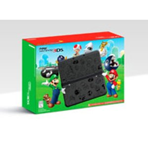 Nintendo New 3DS - Black