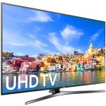 Samsung 65 Inch 4K Ultra HD Smart TV UN65KU7000F UHD TV + $500 GC