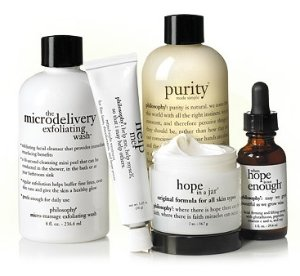 Free 4-pc Gift with Your $50 Philosophy Purchase @ Nordstrom