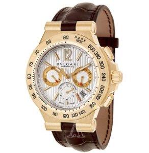 BULGARI Men's Diagono Professional Watch