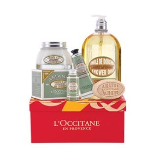 Almond Holiday Gift Set | Almond Body Care Products | L'Occitane