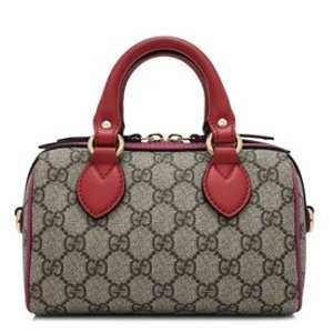 Gucci GG Supreme Mini Top Handle Bag