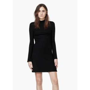 Ribbed jersey dress - Woman | OUTLET USA