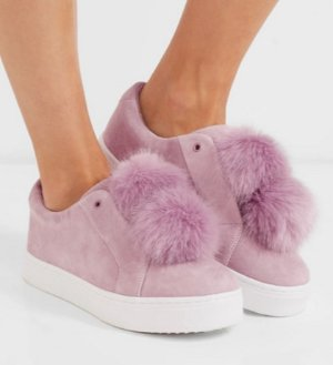 20% Off Sam Edelman Leya Slip-On Suede Sneakers