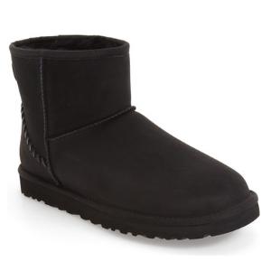 UGG® 'Classic' Water Resistant Mini Deco Boot (Men)   Nordstrom
