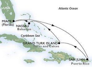 $399+/person7-Night Caribbean Cruise w/Kids Sail Free @ MSC Cruise