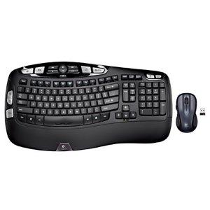 Logitech Wireless Wave Combo MK550 Dark Silver by Office Depot & OfficeMax