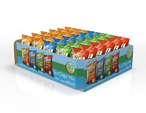 $8.07 + Free ShippingSunchips Variety Pack, 1.5 Ounce (30 Pack)