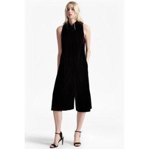 Evening Dew Velvet Jumpsuit   Flash Sale   French Connection Usa