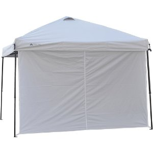Ozark Trail Sun Wall for 10' x 10' Straight Leg Canopy / Gazebo - Walmart.com