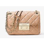 MICHAEL MICHAEL KORS  Sloan Quilted-Leather Shoulder Bag @ Michael Kors
