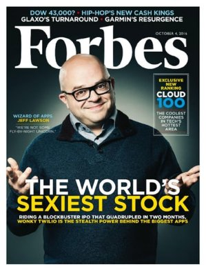 $4.99/year1-Year Forbes Magazine Subscription