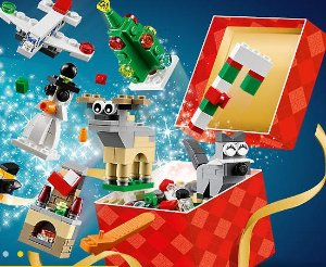 Free Exclusive 24-in-1 Holiday Countdown SetWith Purchases of $99 or more @ LEGO