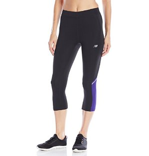 $9.41起(原价$42)New Balance 女士紧身健身裤