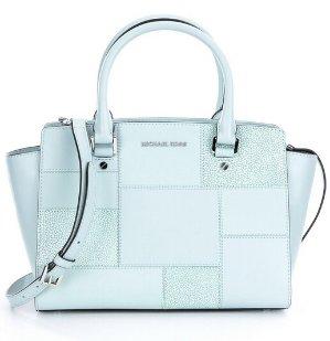 $208.80(reg.$348) MMK Selma Medium Tile Patchwork Satchel Bag @ Neiman Marcus