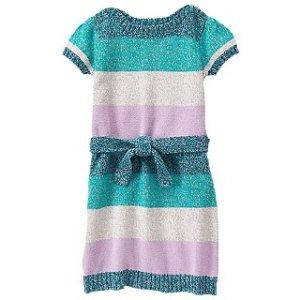 Stripe Sweater Dress at Crazy 8