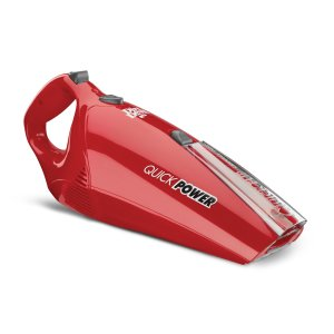 Quick Power Cordless Bagless Handheld Vacuum