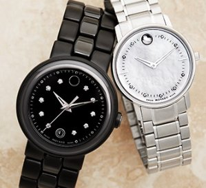 Up to 54% Off Movado Watch On Sale @ Hautelook