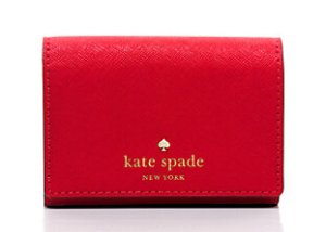From $19 Select Wallets Surprise Sale @ kate spade