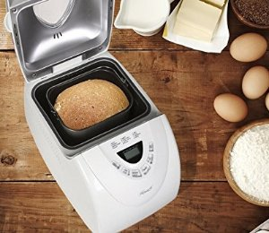 Rosewill R-BM-01 Ultra Fast Programmable Bread Maker, 2-Pound