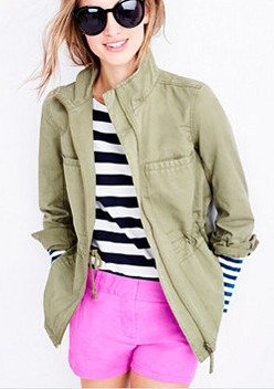 50% Off+Free Shippingon Everything @ J.Crew Factory