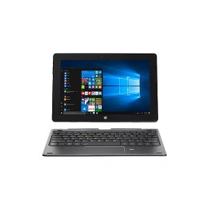Buy NuVision Duo 10 TM101W635L Signature Edition 2 in 1 PC Review - Microsoft Store