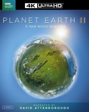 $39.39Planet Earth II Blue Ray 4K