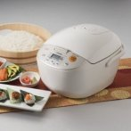 $170 Zojirushi NL-AAC18 Micom Rice Cooker (Uncooked) and Warmer, 10 Cups/1.8-Liters