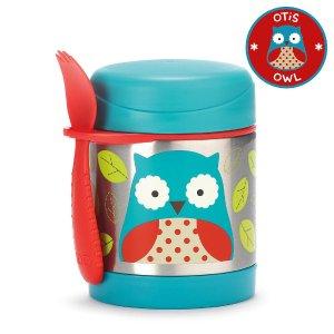 Skip Hop 11 Ounce Zoo Insulated Food Jar - Otis Owl - Skip Hop - Toys