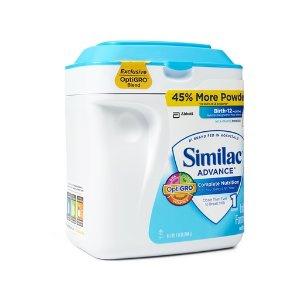 Similac Infant Formula 34 oz. Advance
