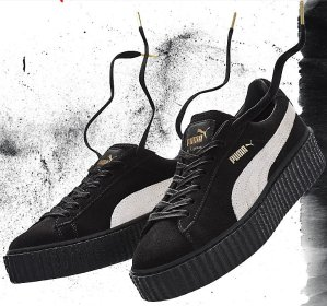 BACK IN STOCK 9/29! PUMA X RIHANNA! THE CREEPER BY RIHANNA @ PUMA