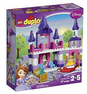 Up 25% Off + Extra 20% Off Select LEGO Duplo sets