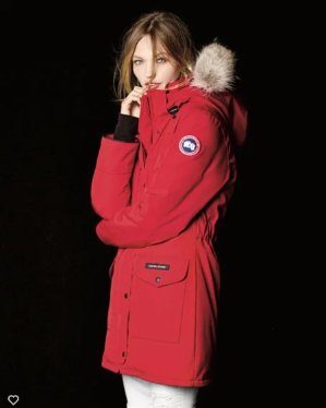 Up to $1200 Gift Card Canada Goose Trillium Fur-Hood Parka Jacket @ Neiman Marcus