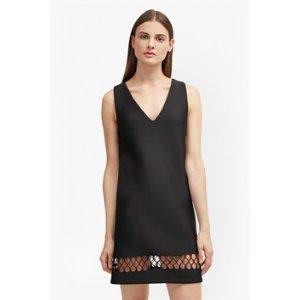 Clara Eight Hem Detail Dress   Flash Sale   French Connection Usa