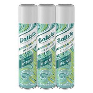 Batiste Dry Shampoo, Original, 3 Count